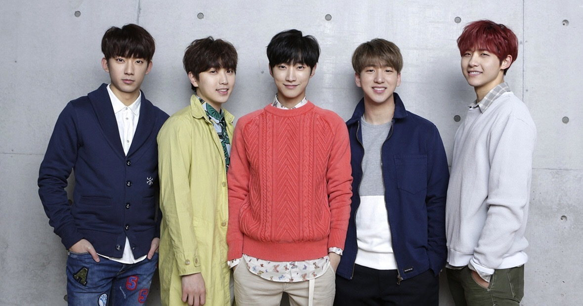 """B1A4 Fanmeeting """"You and I"""" Zepp Tour"""
