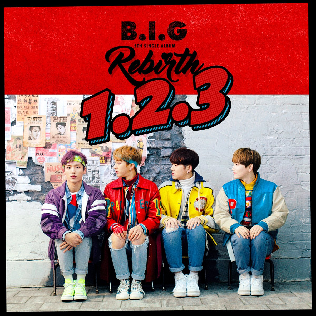 B.I.G ライブ「1.2.3and5」