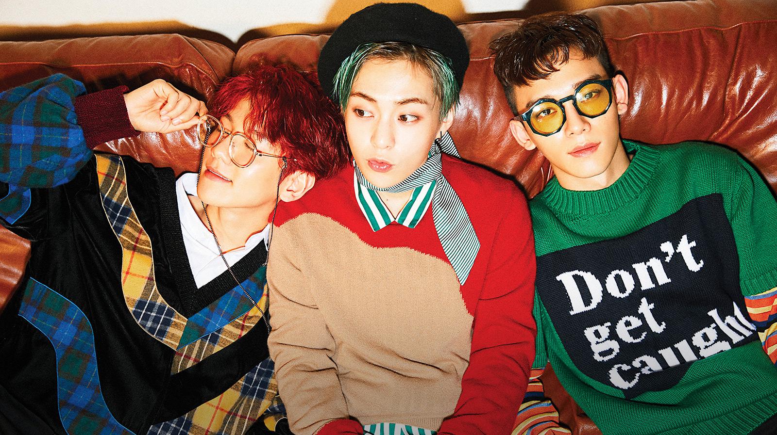 "EXO-CBX 日本デビュー記念Free Showcase""Colorful BoX"""