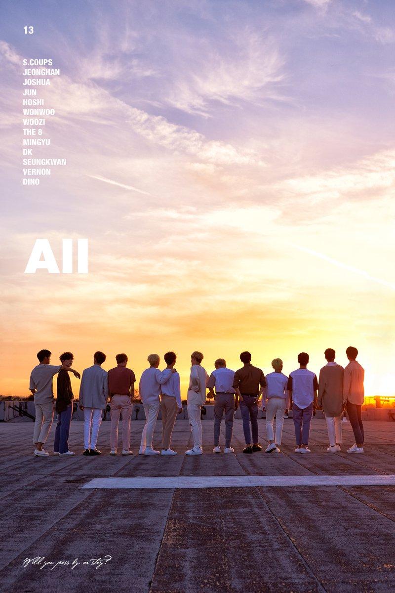 SEVENTEEN 4th Mini Album「Al1」アルバム発売記念サイン会