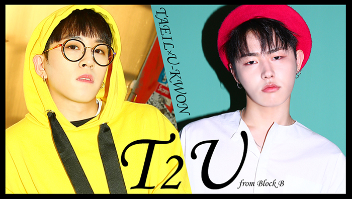 Block B SPECIAL UNIT STAGE 2017~T2U~