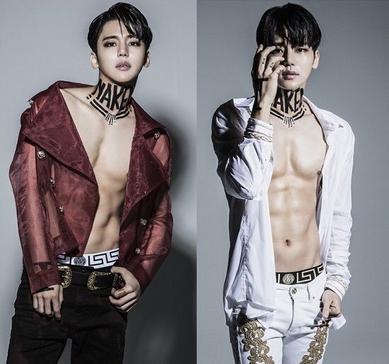 IN SOO'S 1st SOLO LIVE ~NAKED~