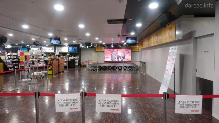 タワレコ渋谷 5F イベントスペース