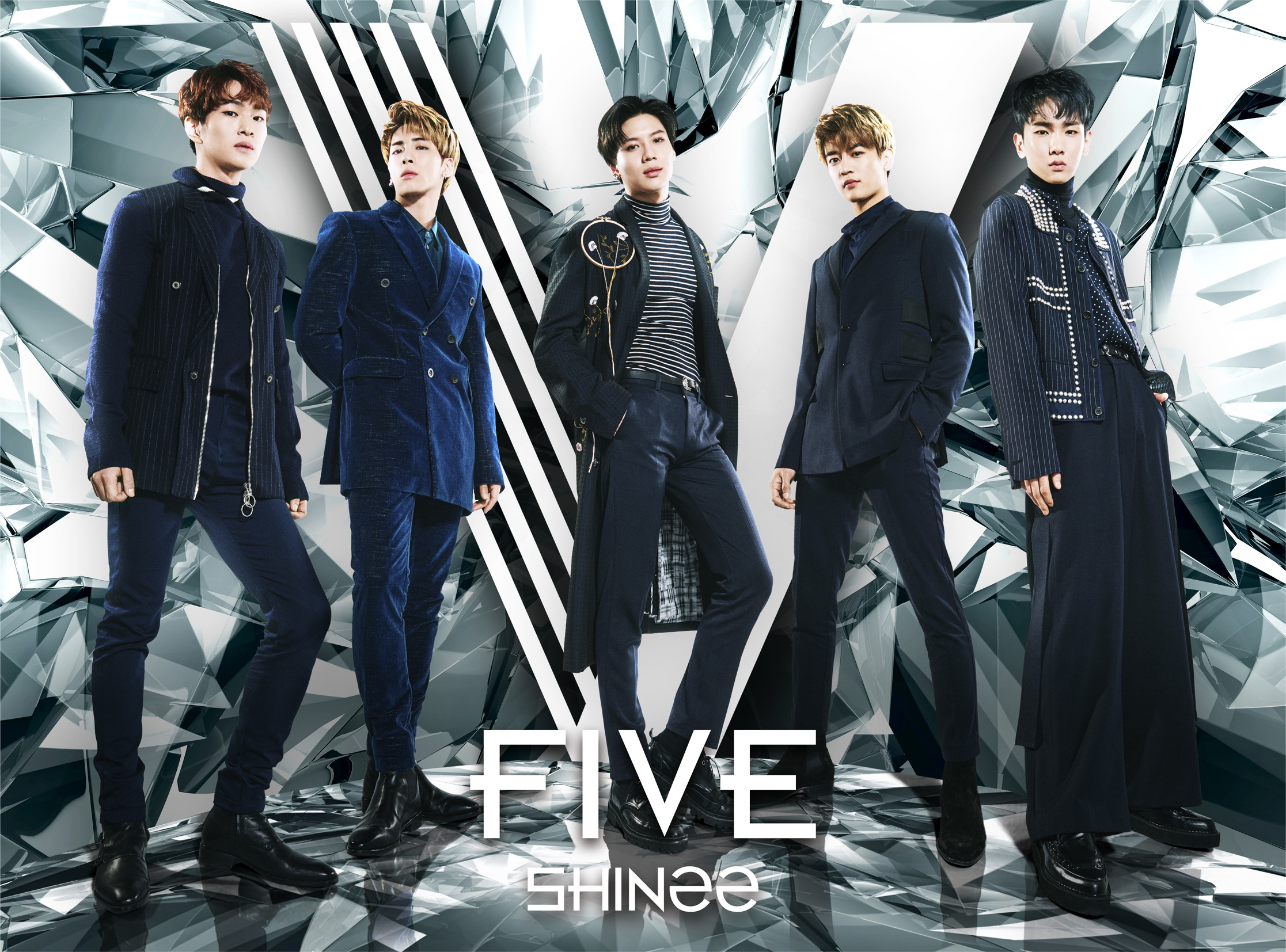 SHINee WORLD 2017~FIVE~ Special Edition
