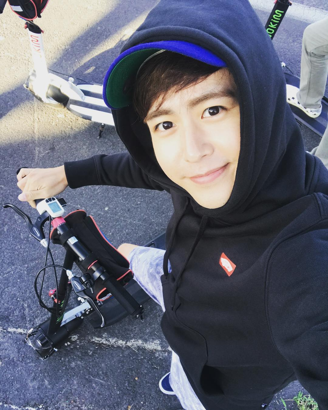 NICHKHUN (From 2PM) 1st Asia Fanmeeting Tour
