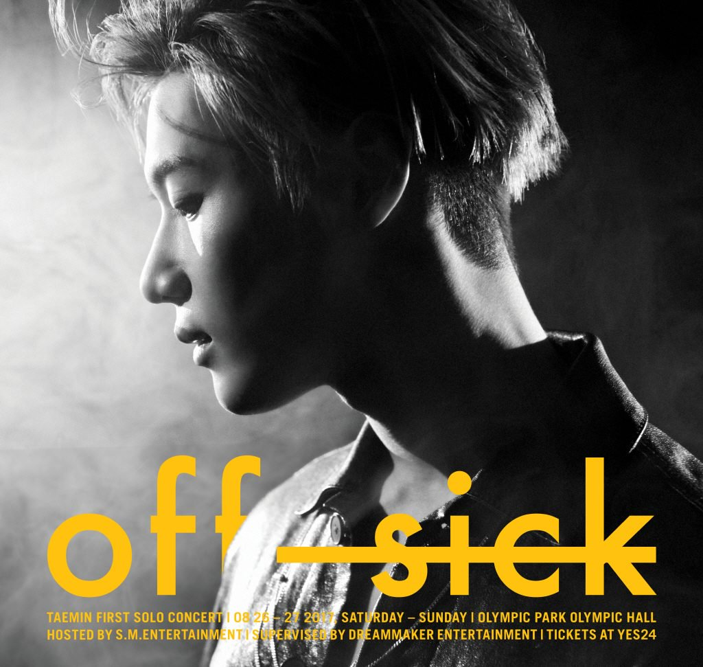 TAEMIN 'OFF-SICK(on track)' in JAPAN