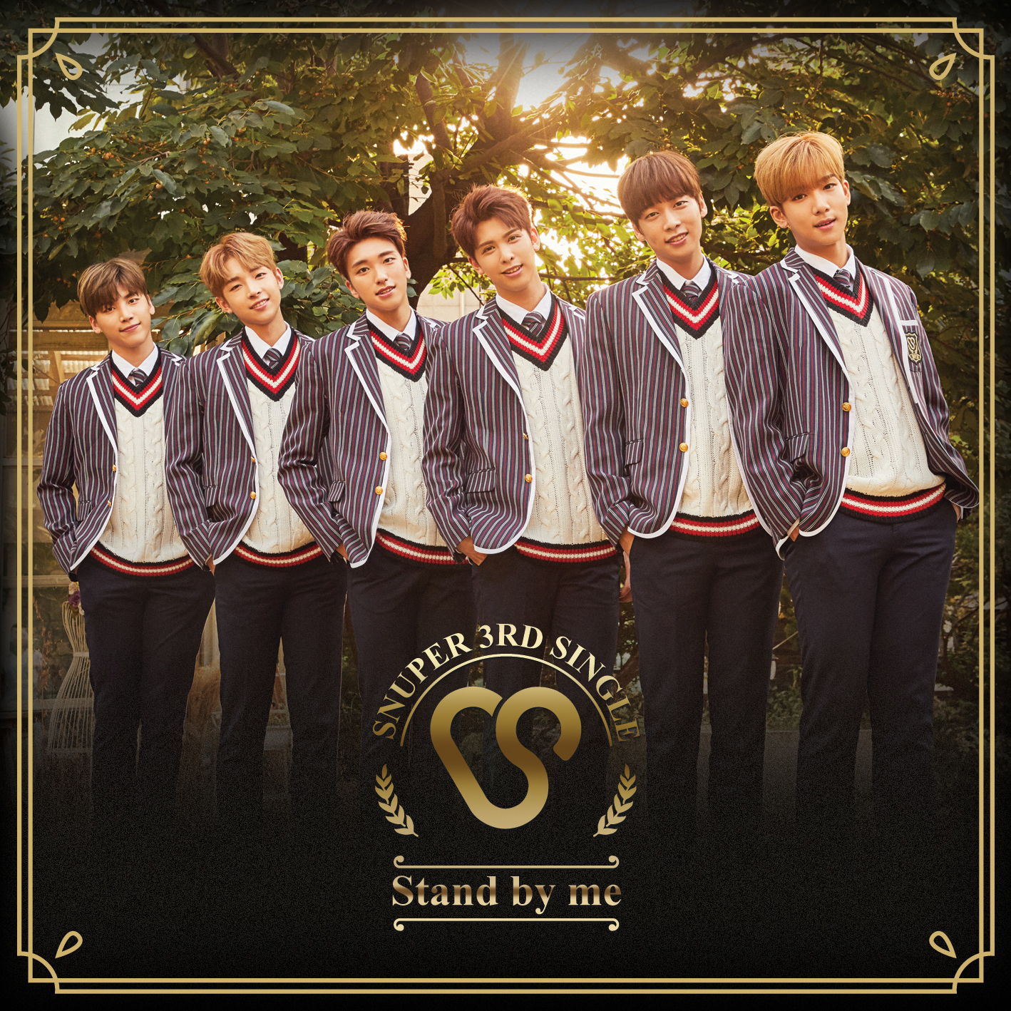 SNUPER「Stand by me」プロモーションイベント