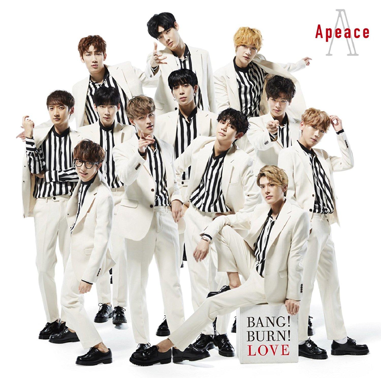 Apeace「BANG! BURN! LOVE」発売記念 2ショットトーク会