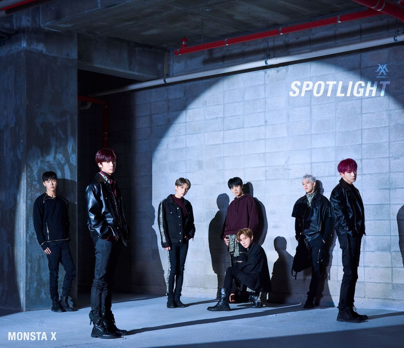 MONSTA X JAPAN 3rd single「SPOTLIGHT」発売記念個別ハイタッチ会