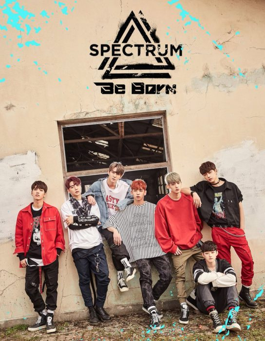 SPECTRUM「Be Born」