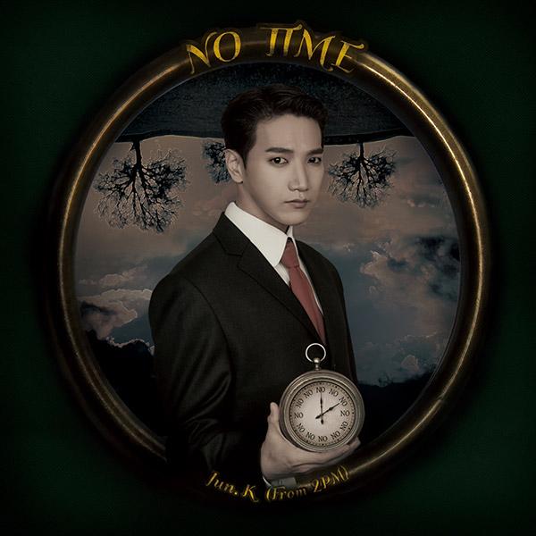 Jun.K「NO TIME」