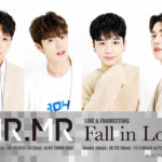 「MR.MR LIVE & FANMEETING Fall in Love」