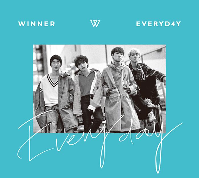 WINNER「EVERYD4Y」