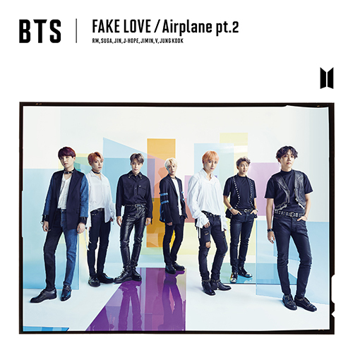 BTS「FAKE LOVE/Airplane pt.2」