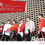 「ROMEO JAPAN 2nd Single Release Tour -花火-」