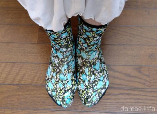 韓国靴下 ポソン