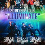 "SF9 2019 ZEPP TOUR ""ILLUMINATE"""