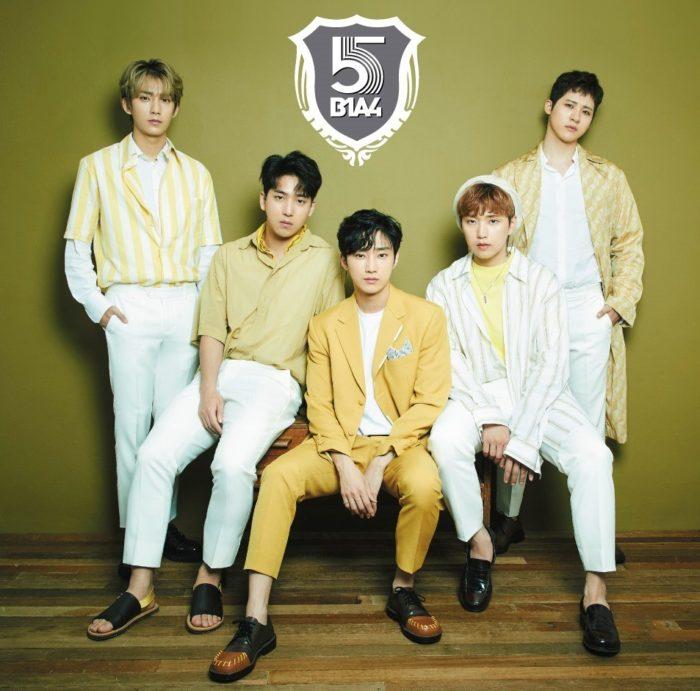 B1A4「5」