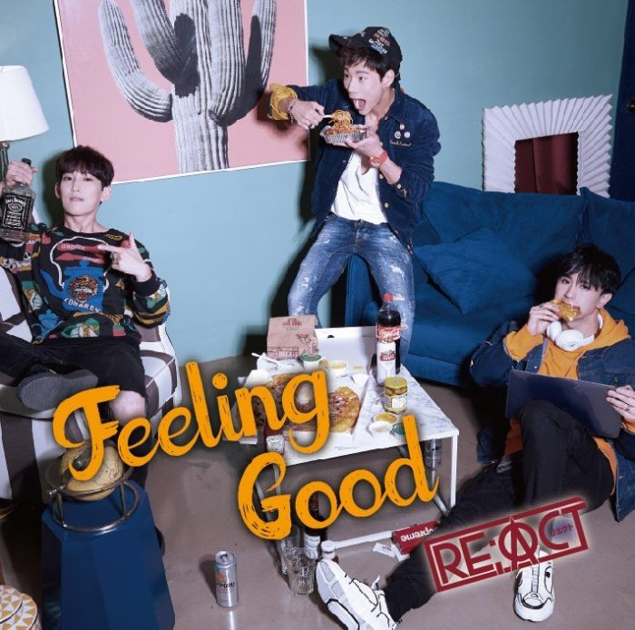 RE;ACT「Feeling Good」