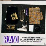 RAVI 3rd REAL-LIVE in Japan [R.OOK BOOK]