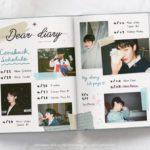 ユン・ジソン「Dear Diary」