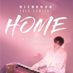 「NICHKHUN SOLO CONCERT 'HOME' ENCORE IN JAPAN ~Sweet 624~」
