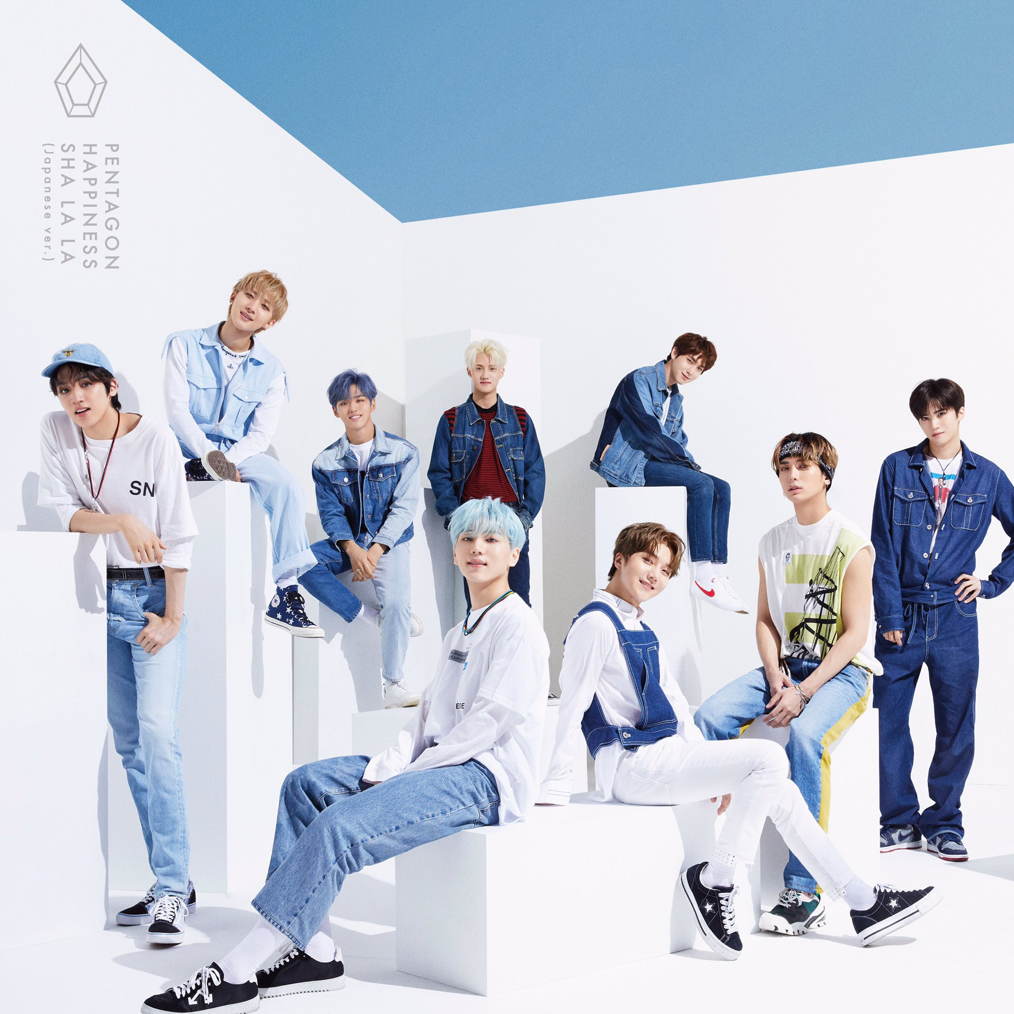 PENTAGON 「HAPPINESS / SHA LA LA」