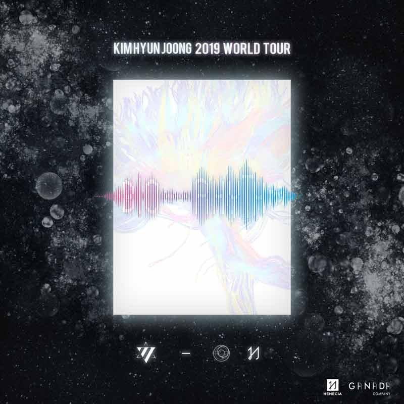 KIM HYUN JOONG 2019 WORLD TOUR 「BIO-RHYTHM」 IN JAPAN