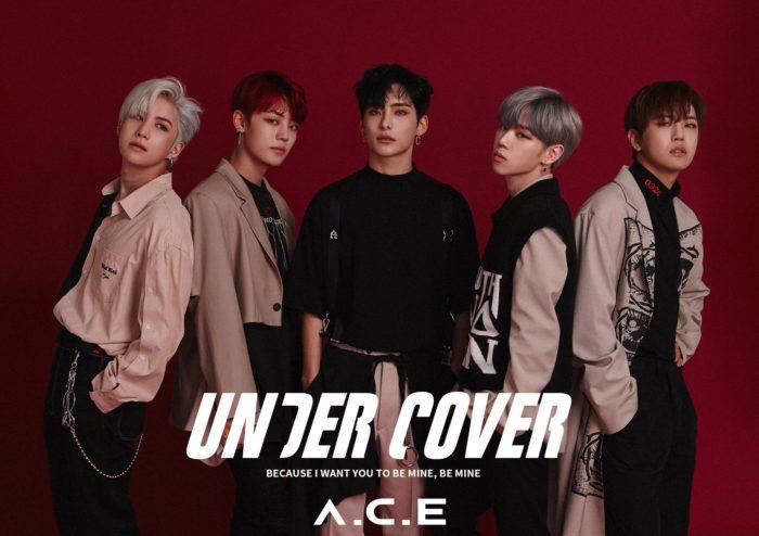 A.C.E「UNDER COVER」