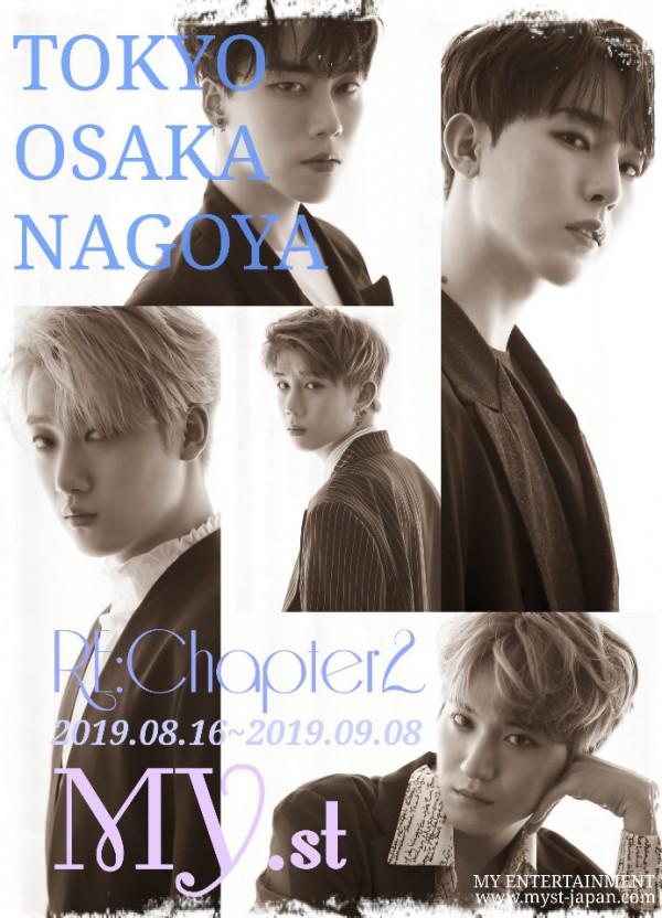 MY.st~RE:Chapter2~TOKYO,OSAKA,NAGOYA