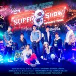 SUPER JUNIOR WORLD TOUR ''SUPER SHOW 8'' in JAPAN