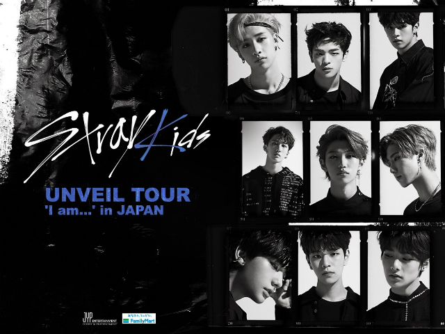 Stray Kids UNVEIL TOUR 'I am...' in JAPAN
