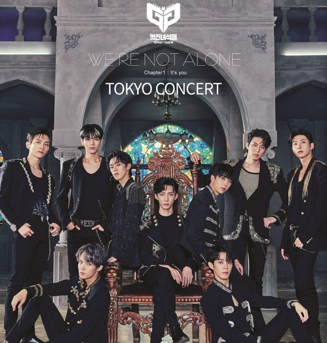 Great Guys Tokyo Concert