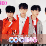 ROMEO LIVE in Tokyo 2019 – COOING –