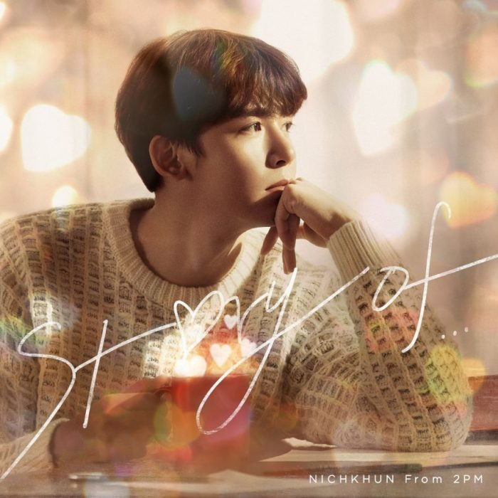 NICHKHUN (From 2PM) 2nd Mini Album「Story of...」