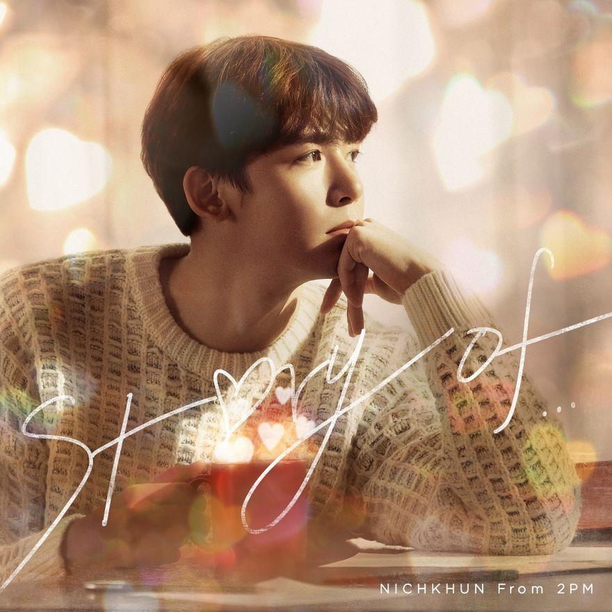 NICHKHUN (From 2PM) 2nd Mini Album「Story of...」