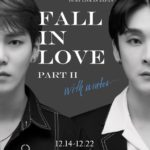 「NTB L.MIN&SEOWOONG DUET LIVE in JAPAN -Fall in Love Part II (with. Winter)-」