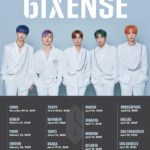 AB6IX 1ST WORLD TOUR <6IXENSE> IN JAPAN