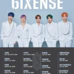AB6IX 1ST WORLD TOUR <6IXENSE> IN JAPAN