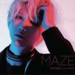 WOOGON 3rdシングル「MAZE」