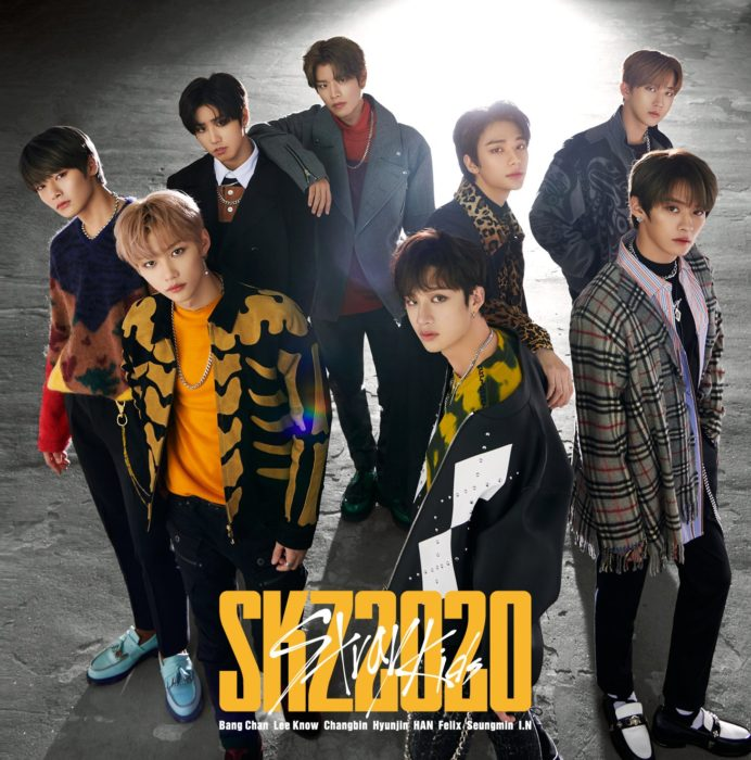 Stray Kids Japan Debut Best Album「SKZ2020」