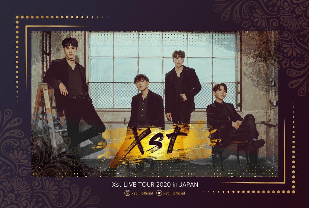 Xst JAPAN LIVE TOUR 2020