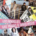 Double Ace YOONHAK & SUNGJE ファースト写真集「LOS ANGELES LAS VEGAS 6DAYS 2020」