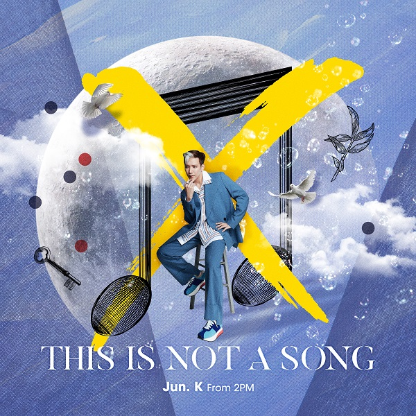 Jun. K (From 2PM) 「THIS IS NOT A SONG」オンライン・ハイタッチ会