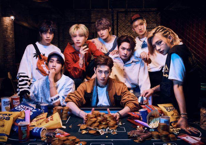 Stray Kids JAPAN 1st Mini Album「ALL IN」