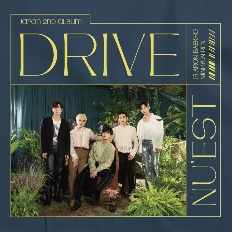 NU'EST JAPAN FULL ALBUM「DRIVE」