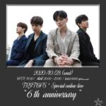 TRITOPS*6th anniversary online live