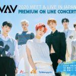 VAV 2020meet and Live in Japan- PREMIUM ONLINE