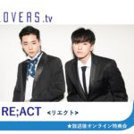 RE;ACT klovers.tv