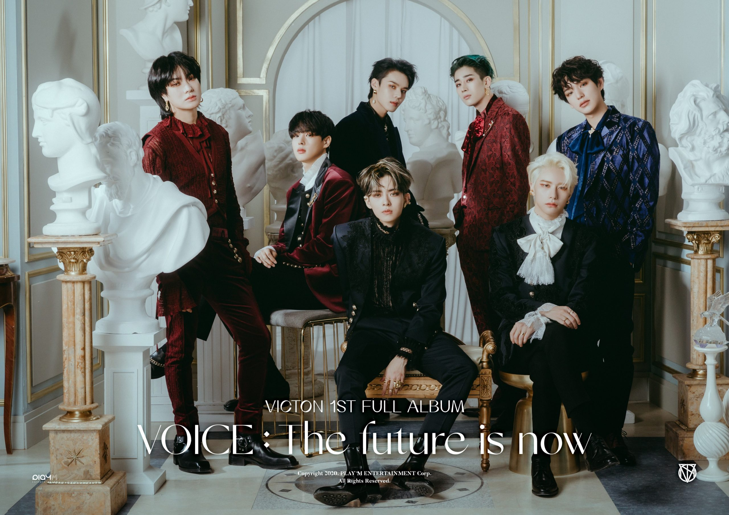 VICTON SPECIAL POP UP STORE・オンライン特典会